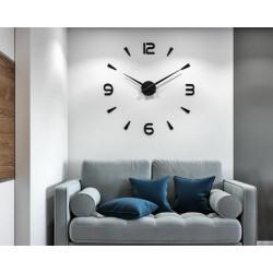 DIY 3D Acrylic Wall Clock I-116