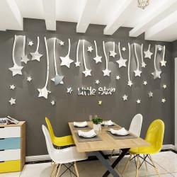 Little Stars Acrylic Wall Art