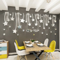 Little Stars Acrylic Wall Art
