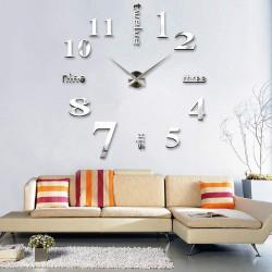 DIY 3D Acrylic Wall Clock I-102