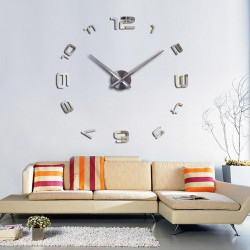 DIY 3D Acrylic Wall Clock I-101