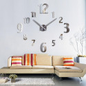 DIY 3D Acrylic Wall Clock I-111