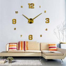 DIY 3D Acrylic Wall Clock I-118