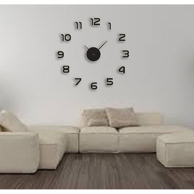 DIY Acrylic Wall Clock S-105