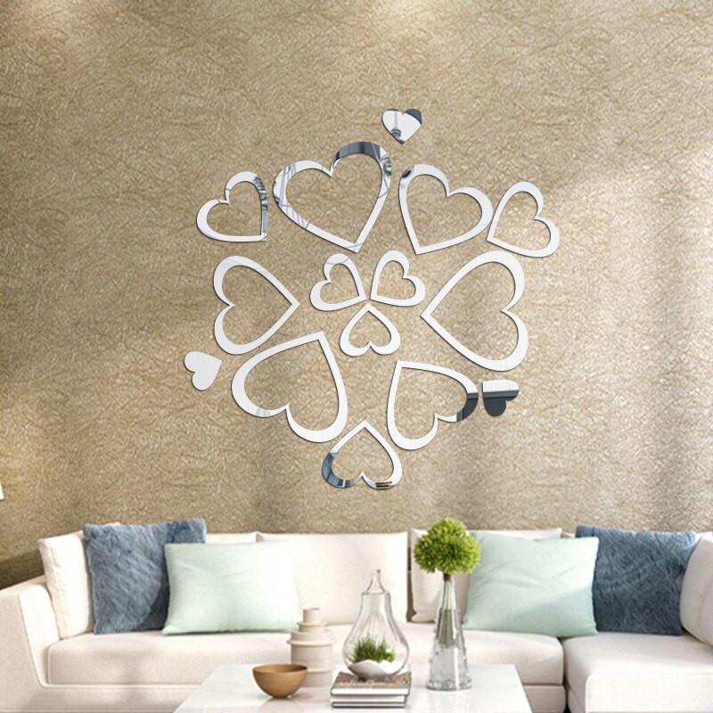 Love Combination Acrylic Wall Art