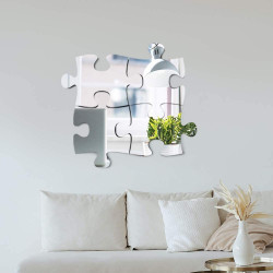 Puzzle Up Acrylic Wall Art