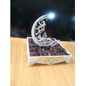 Islamic Dates Tray Acrylic Art T-002