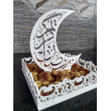 Islamic Dates Tray Acrylic Art T-005