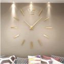 DIY 3D Acrylic Wall Clock I-107