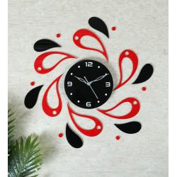 Vintage Round Acrylic Wall Clock