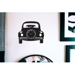 Antique Car Acrylic Wall Clock