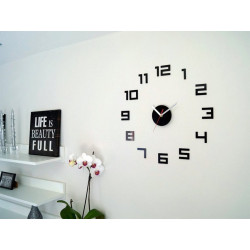 DIY Acrylic Wall Clock S-137