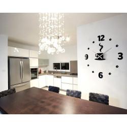 Coffee Beans DIY 3D Acrylic Wall Clock I-142
