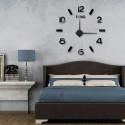 DIY 3D Acrylic Wall Clock I-144