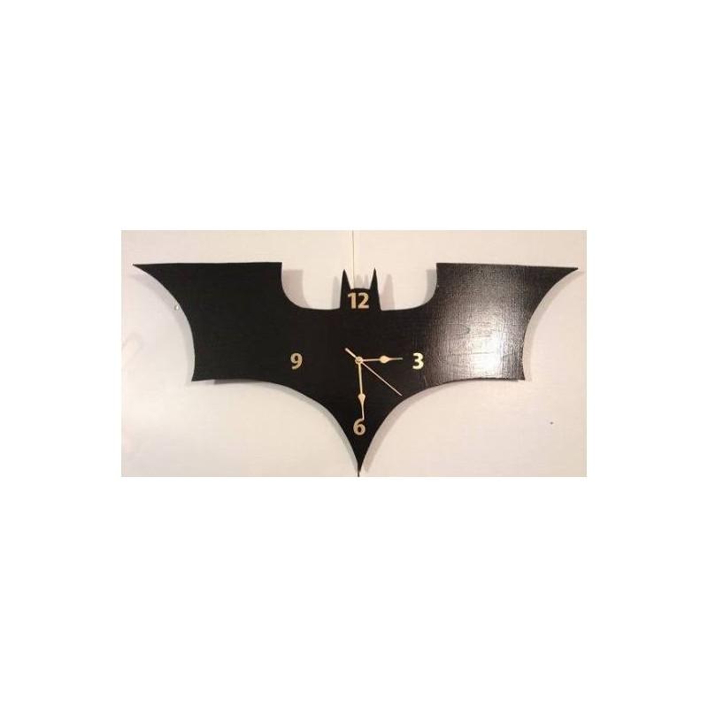 Batman Acrylic Wall Clock