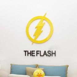 The Flash Acrylic Wall Art