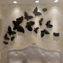 Butterflies Acrylic Wall Art