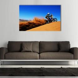 Biker Canvas Frame CF-104
