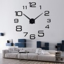 DIY 3D Acrylic Wall Clock I-110