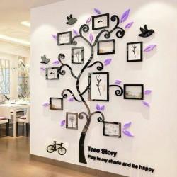 True Story Tree Acrylic Wall Art