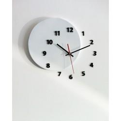 Out of Circle Wall Clock