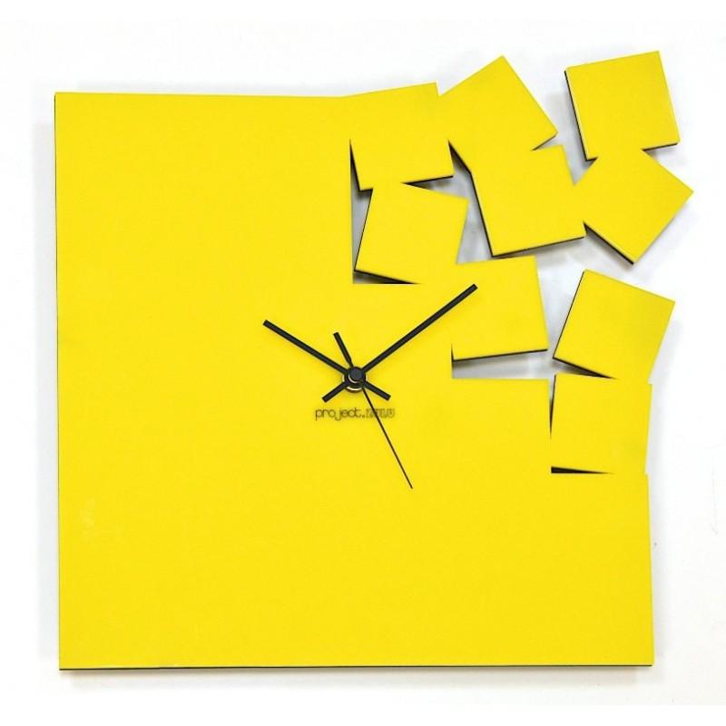 Romanian Auction Acrylic Wall Clock