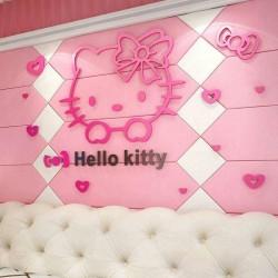 Hello Kitty Acrylic Wall Art