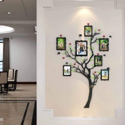 Tree of Love Acrylic Wall Art
