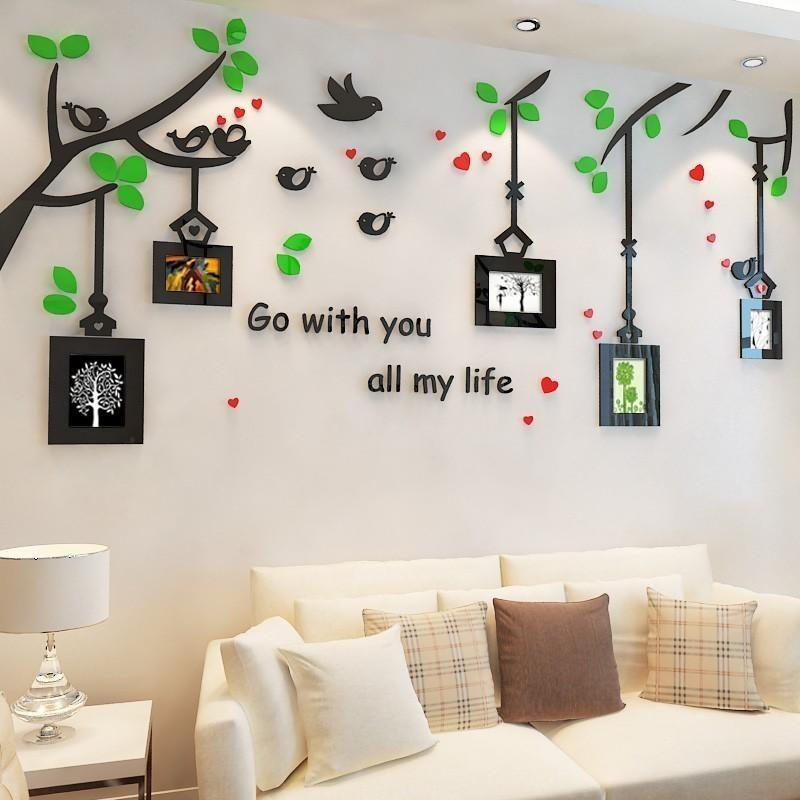 All My Life Acrylic Wall Art