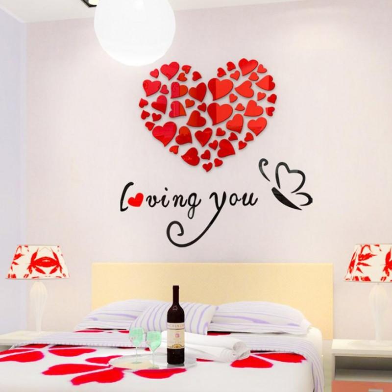 Loving You Acrylic Wall Art