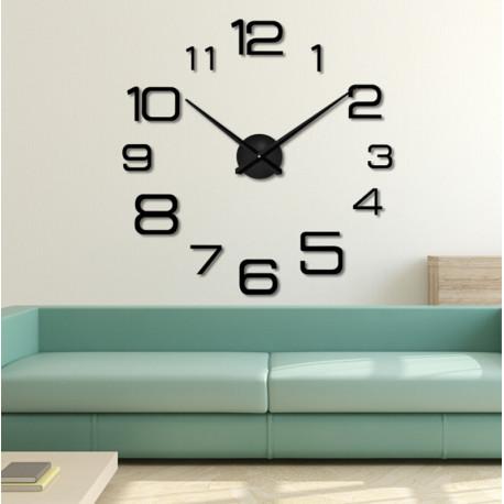 Buy Diy 3d Acrylic Wall Clock I 110 At Elifor Pk